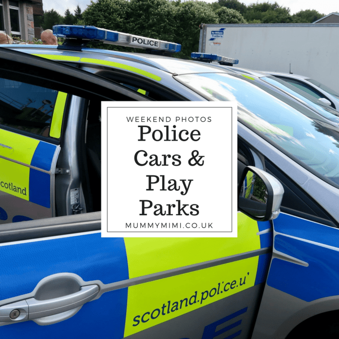 Weekend Photos & Vlog   Police Cars & Play Parks Aberdeen