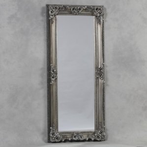 Create the Illusion of More Space by Using Mirrors