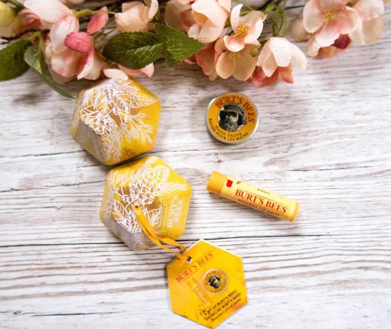 Burt's Bees Natural Gift Set