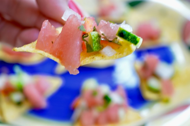 MM: Watermelon Salsa