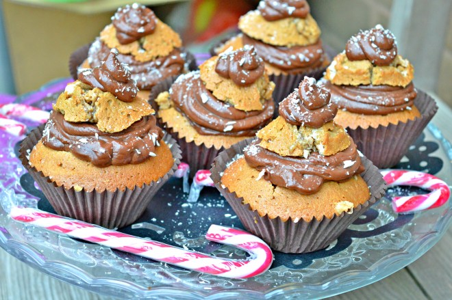 Mocha Christmas Tree Muffins Tasty Food For Busy Mums