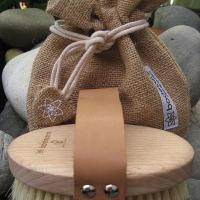 Dry Brushing and fertility by Jodie Smith