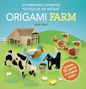 Origami Cico book Farm