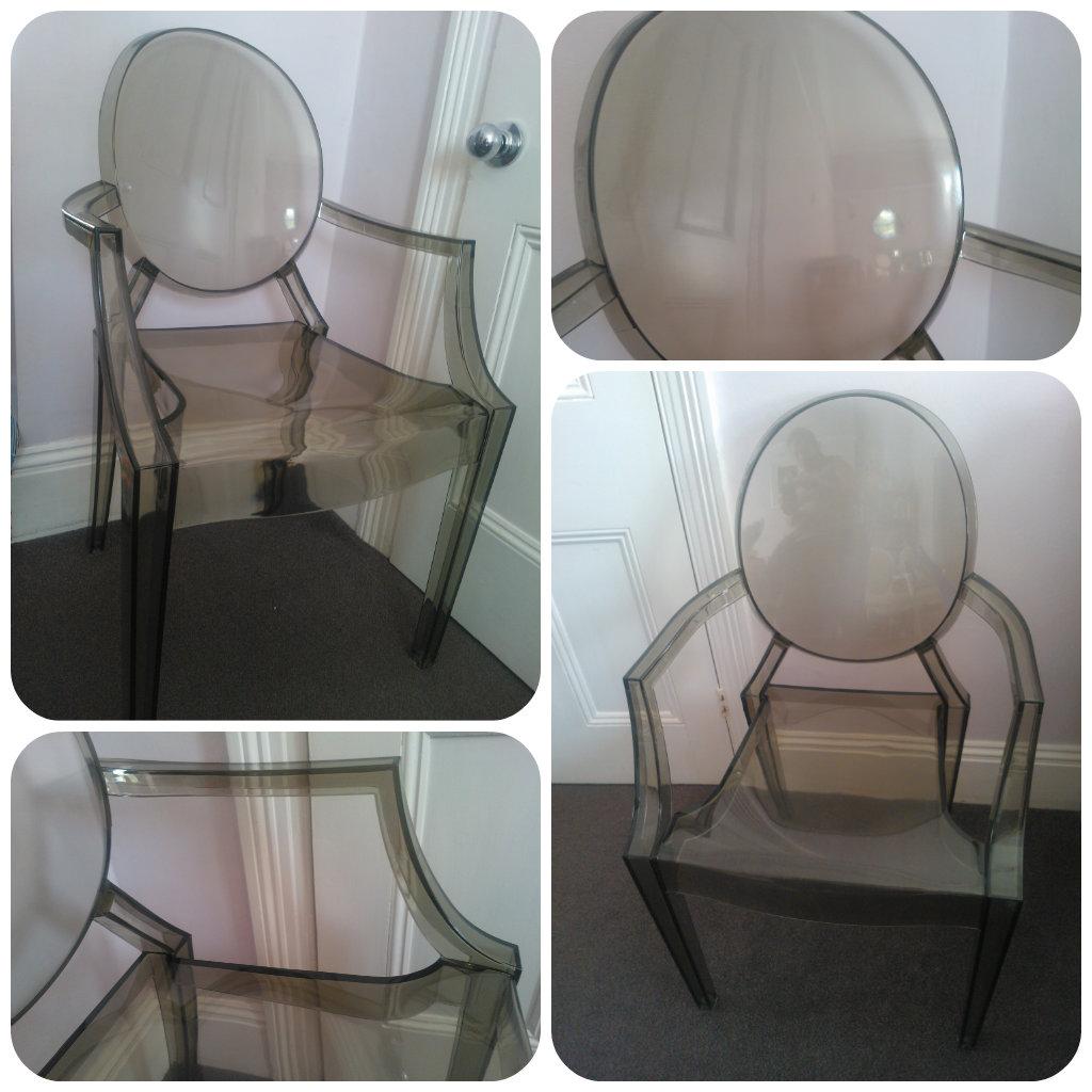 ghost chair review blue velvet armchair nz philippe starck louis mummy 39s