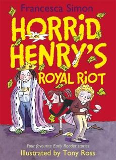 Horrid Henry royal riot