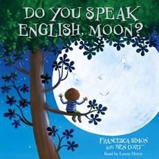 do you speak english moon orion books