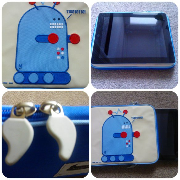 Beatrix ipad case robot1