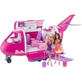 Barbie jet
