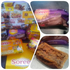 Bloggers night Soreen