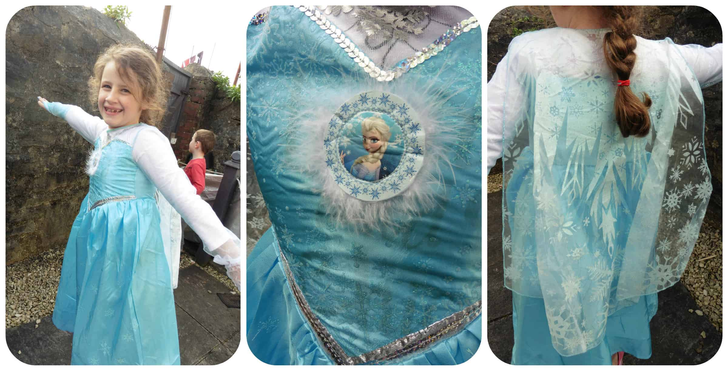 """Let It Go"""" with the Frozen Elsa Magic Snow Sleeve - Paperblog"""
