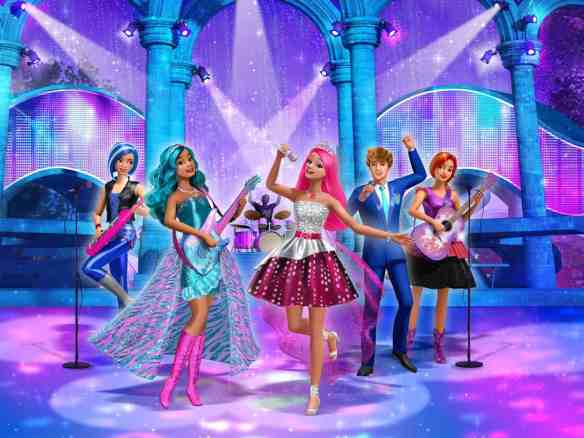Barbie in Rock N Royals still 4