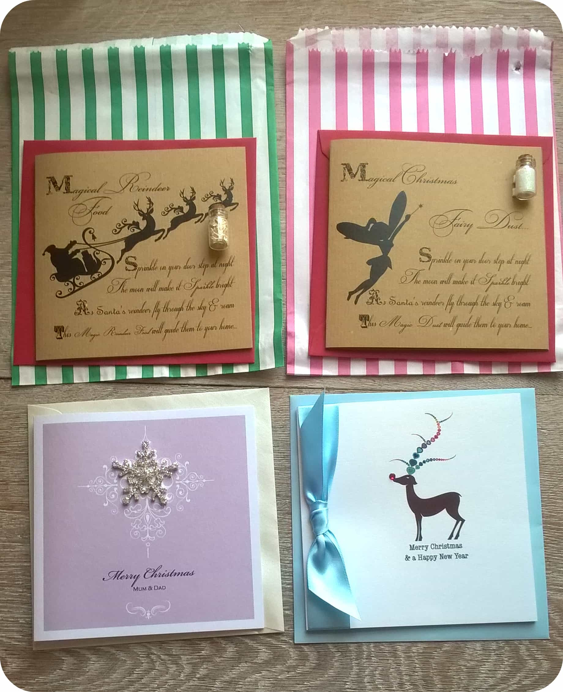 Luxury Handmade Christmas Cards Review Mummy S Little