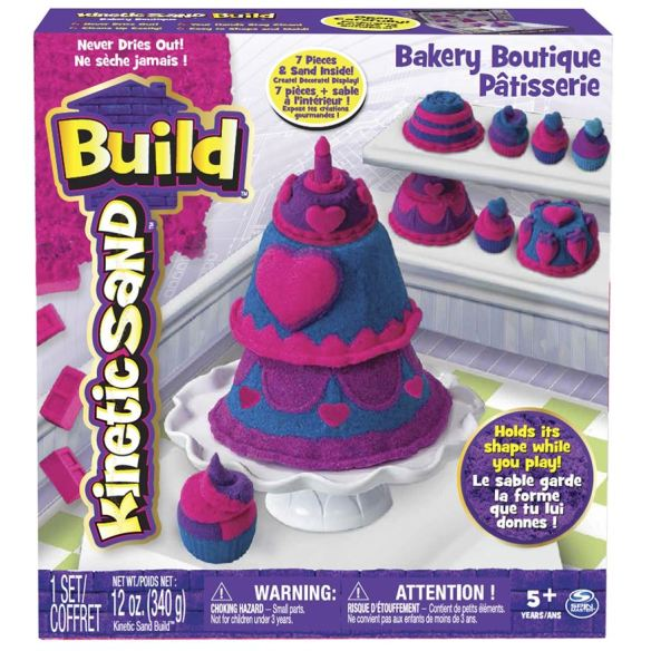 kinetic sand bakery