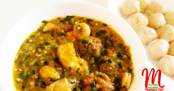 Nigerian Okro Soup: Kid-friendly Version