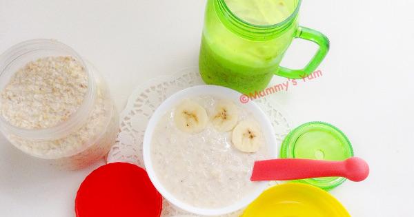 Overnight Porridge Oats – A Busy Morning Saver