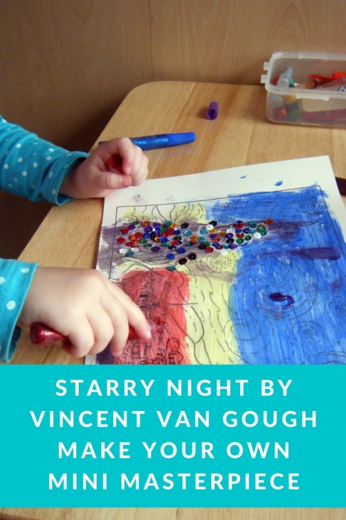 Starry night feature image