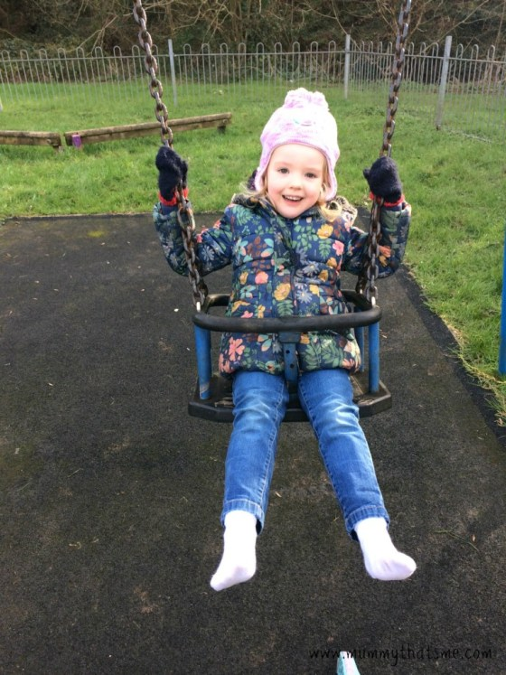 E at the park