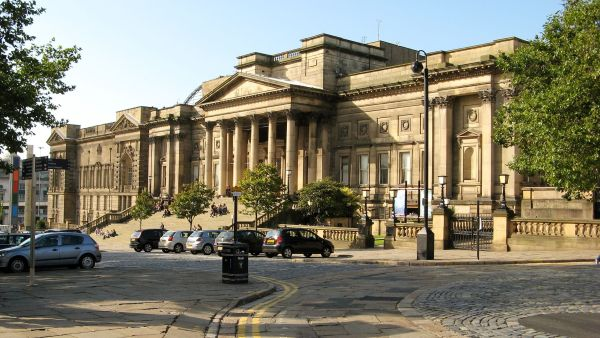 Wold Museum Liverpool