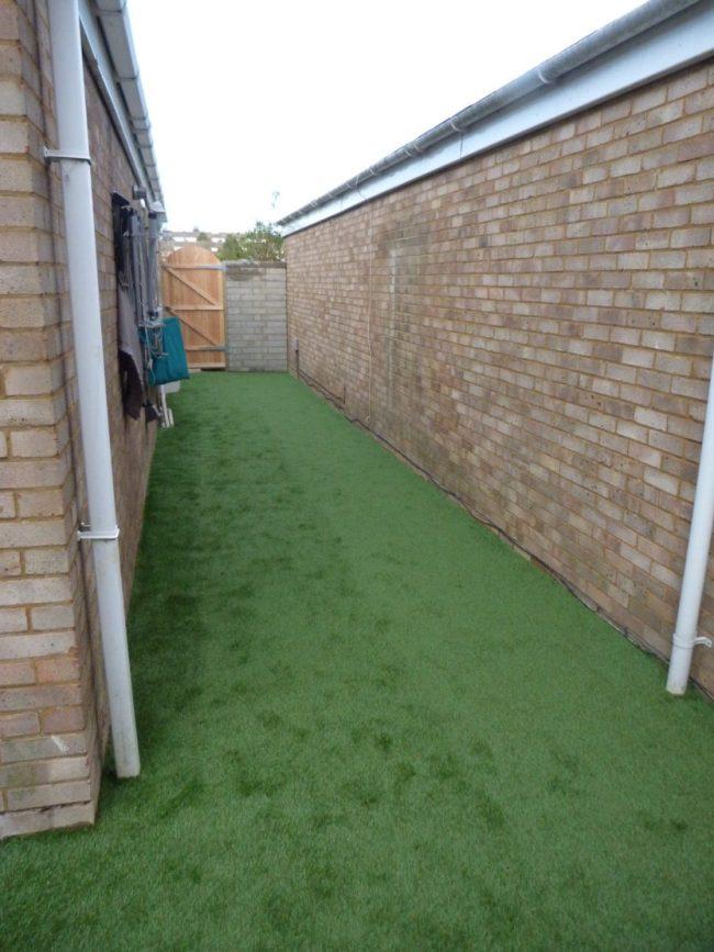 *Review* No-Mow, artifical grass for your garden
