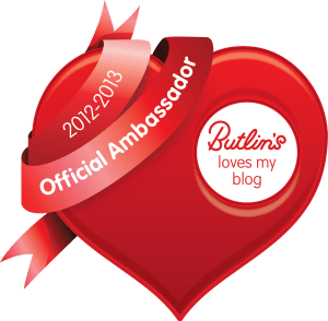 Butlins Ambassador Badge