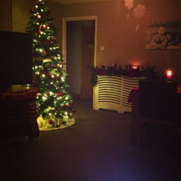 Our festive home - 2013
