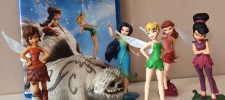 *Review* Tinkerbell and the legend of the Neverbeast
