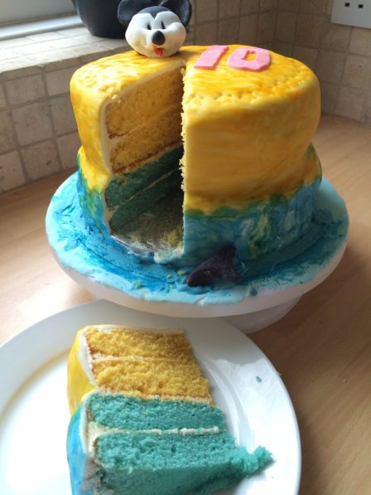 FloridaTix 10th Birthday Bake Off