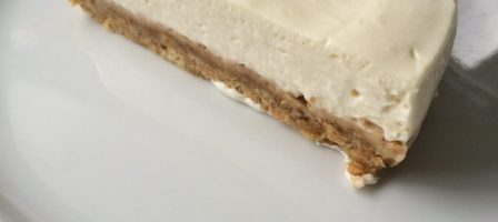 *Recipe* Easy no bake lemon cheesecake