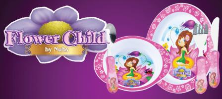 *Prize Draw* Nuby Flower Child sets