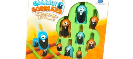 *Prize Draw* Paul Lamond Games – Gobblet Gobblers