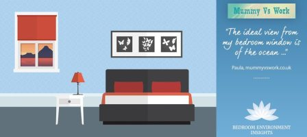 Creating that perfect bedroom environment