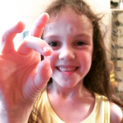 Kayleigh turns 7
