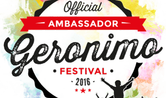 *Prize Draw* WIN tickets to GERONIMO – The Biggest Children's Festival in the UK