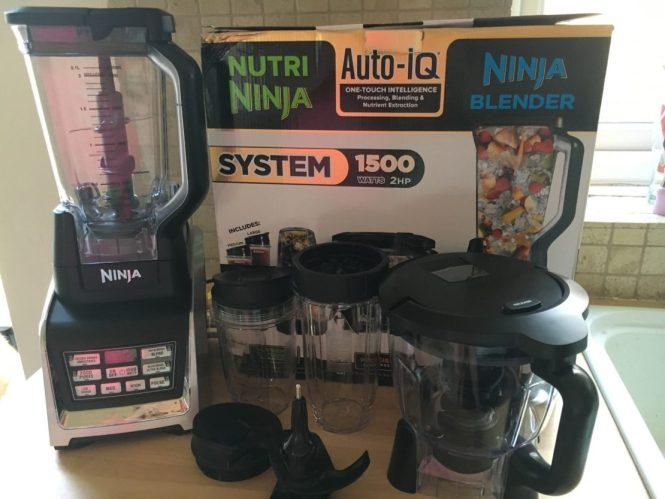Nutri Ninja BL682 blender system