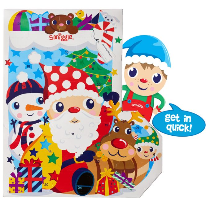 Smiggle Advent Calendar