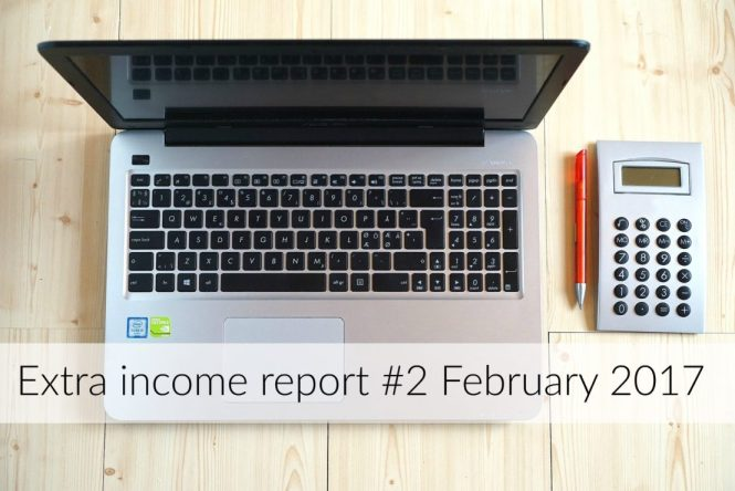 Extra income report
