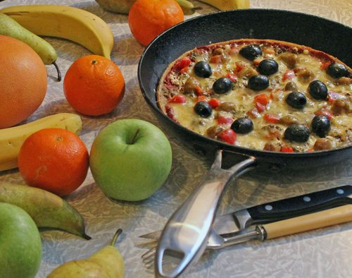 Caravan healthy Breakfast