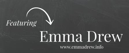 Wise Words Wednesday with Emma Drew