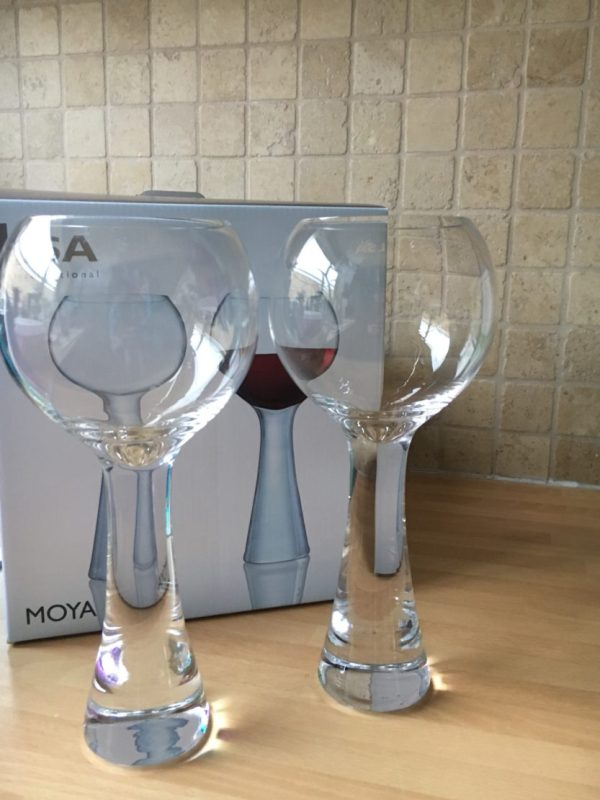 LSA Moya Wine Balloon Glasses