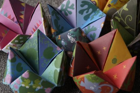 6 Fun and free things to do with a piece of paper