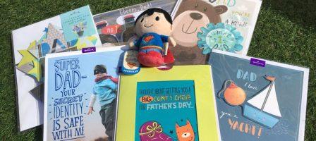 Father's Day thanks to Hallmark