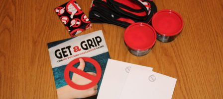 *Review* Get a Grip from Hasbro