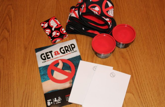 Get a Grip - Hasbro Games