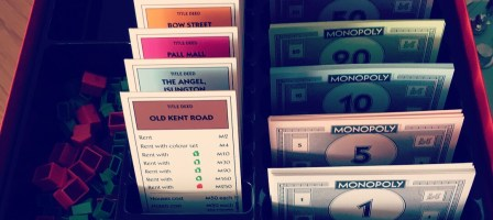 *Review* Monopoly Classic Game with new tokens