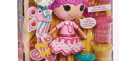 *Prize Draw* Lalaloopsy Glitter Hair Dough Activity Doll – Tress Twist 'N' Braid