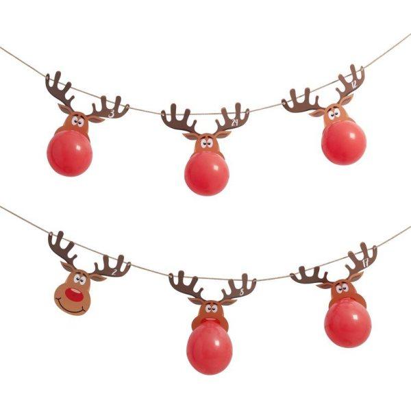 The Rudolph advent calenda