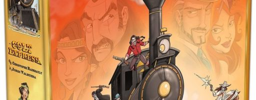 *Review* Colt Express board game