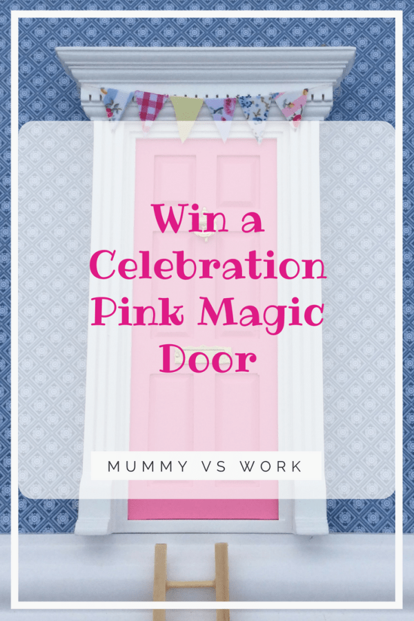 Win a Celebration Pink Magic Door