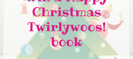 *Prize Draw* Happy Christmas Twirlywoos! book