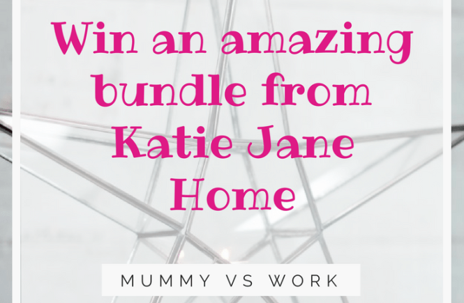 Win an amazing Katie Jane Home bundle